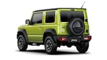 Suzuki Jimny, alte und neue Version im Vergleich