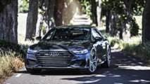 Audi A7 Sportback İsveç Fotoğraf Çekimi