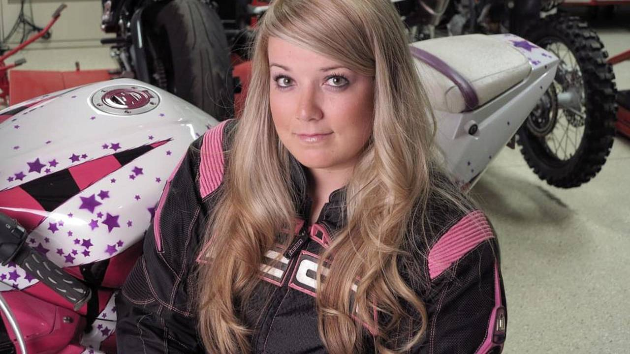 Brittany Morrow, professional asskicker