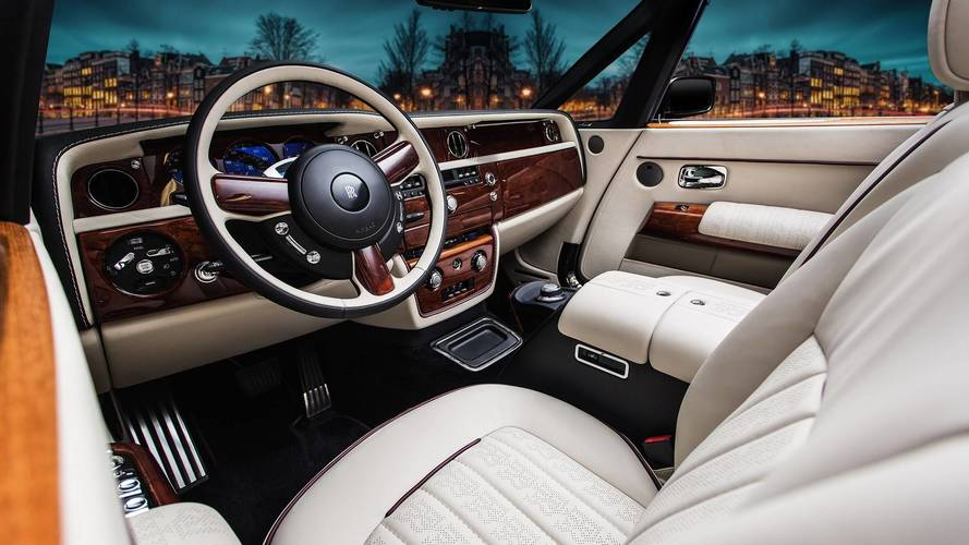 rolls royce phantom drophead coupe by vilner is truly bespoke