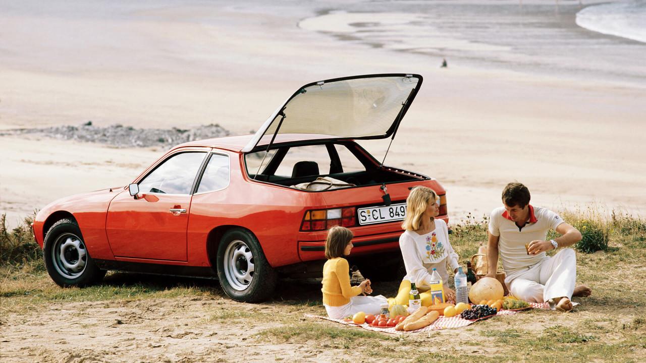 Porsche 924 (1976 bis 1988)