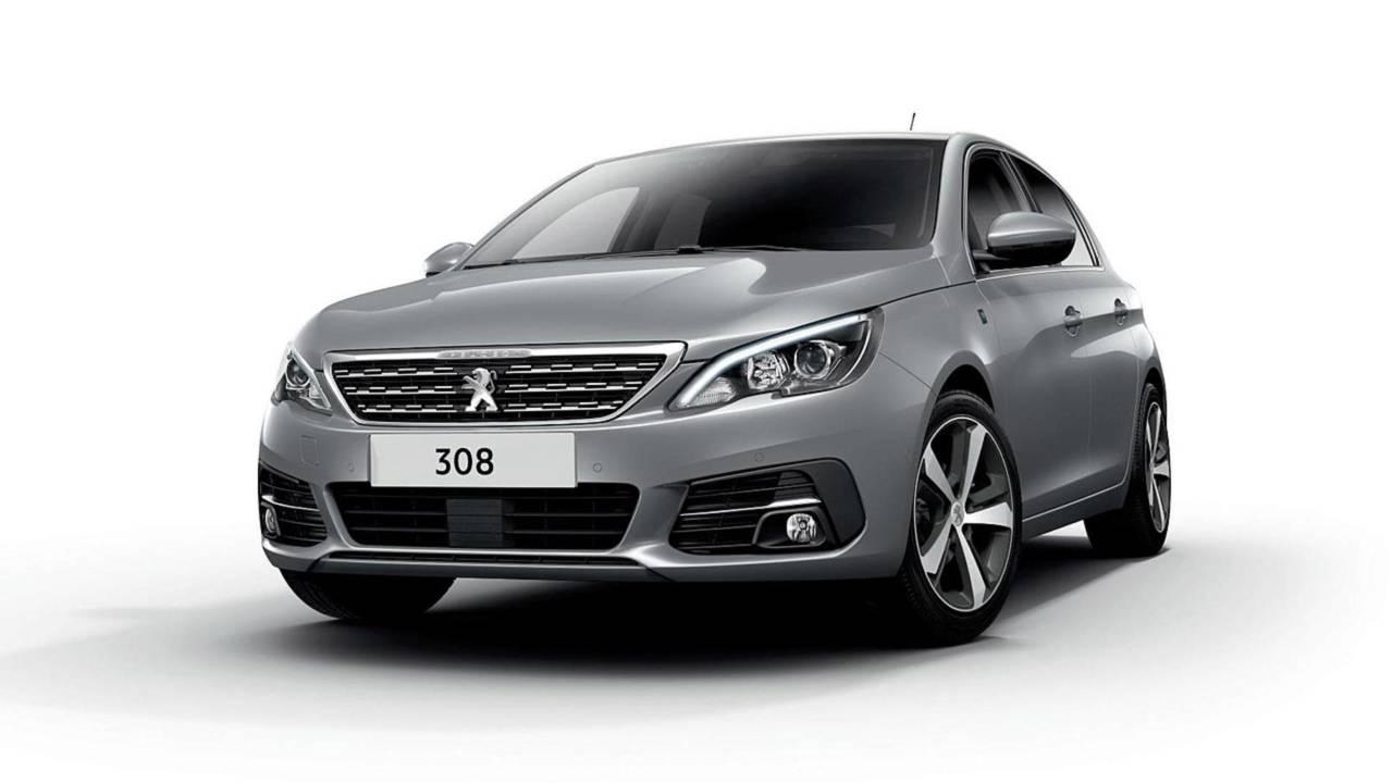 Peugeot 308 Tech Edition 2018