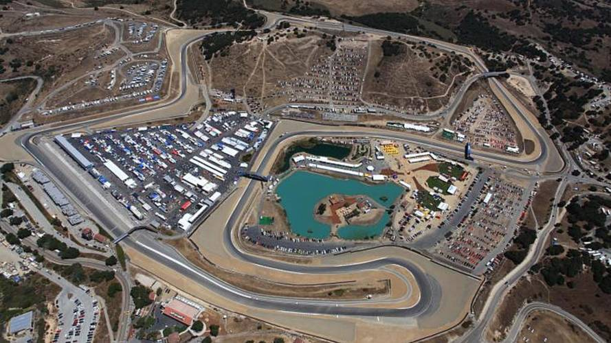 A Bit of History: World Superbike at Laguna Seca