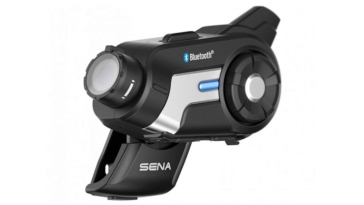 VIDEO: REVIEW - SENA 10C Bluetooth Headset and Camera