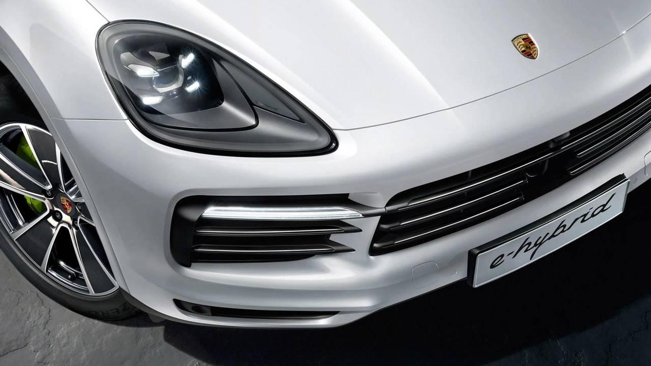 Porsche Caynne E-Hybrid