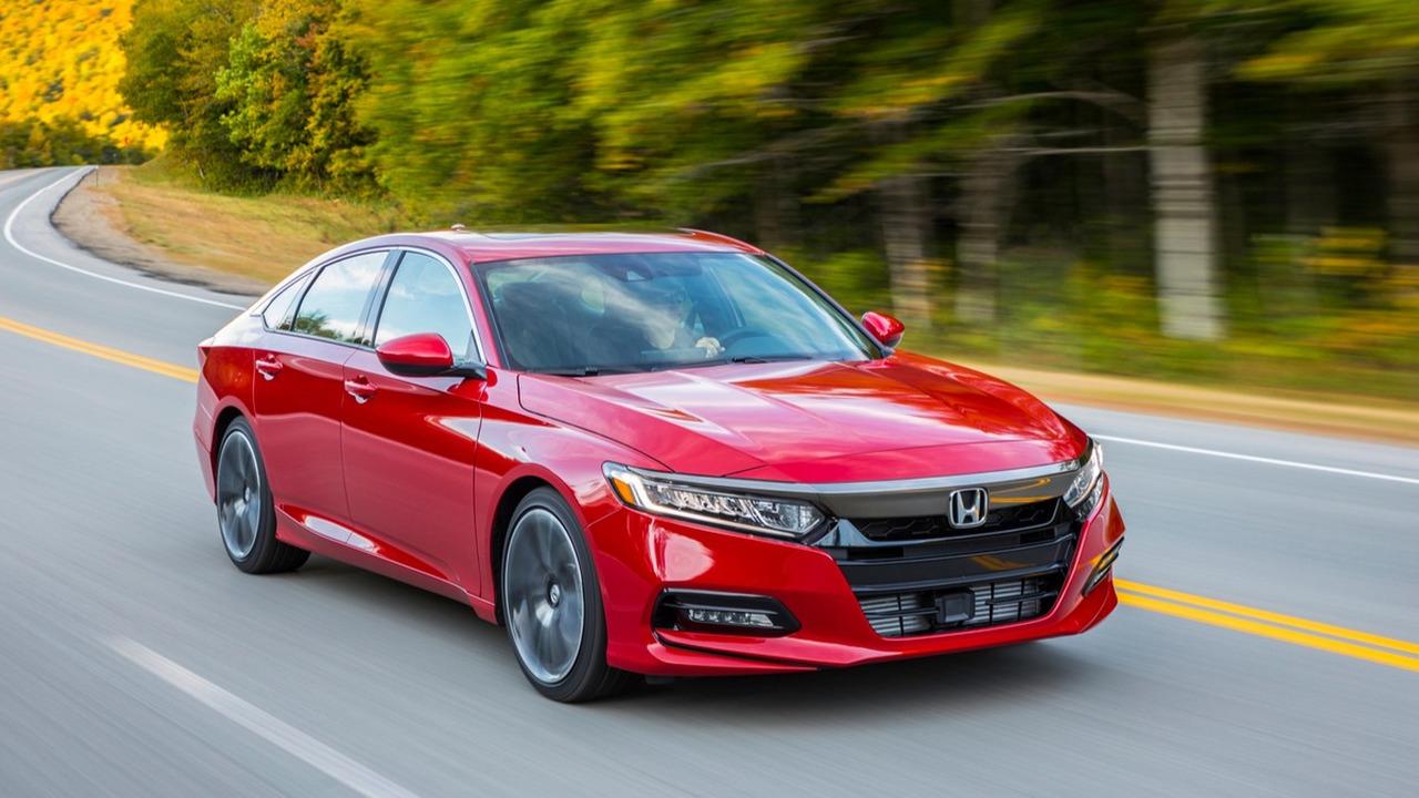 3. Midsize Car: Honda Accord