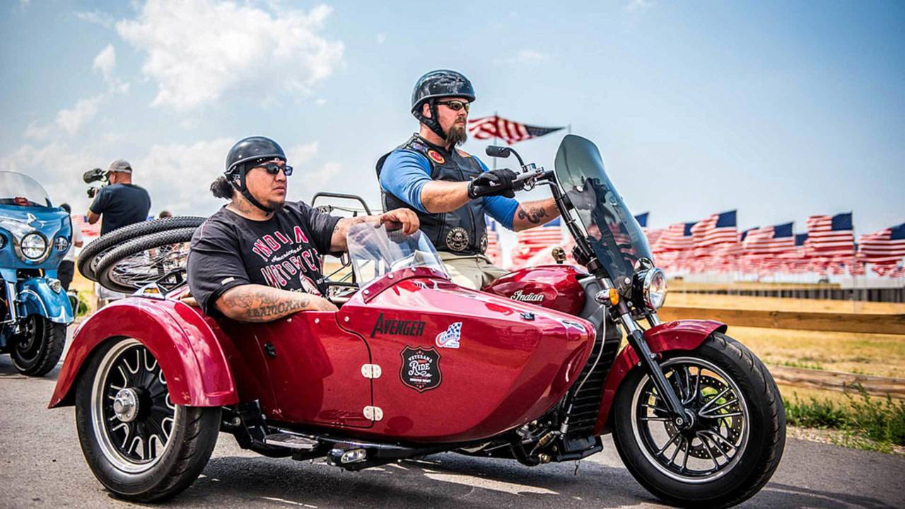 Indian Motorcycle Announces Fourth Annual Vets Charity Ride