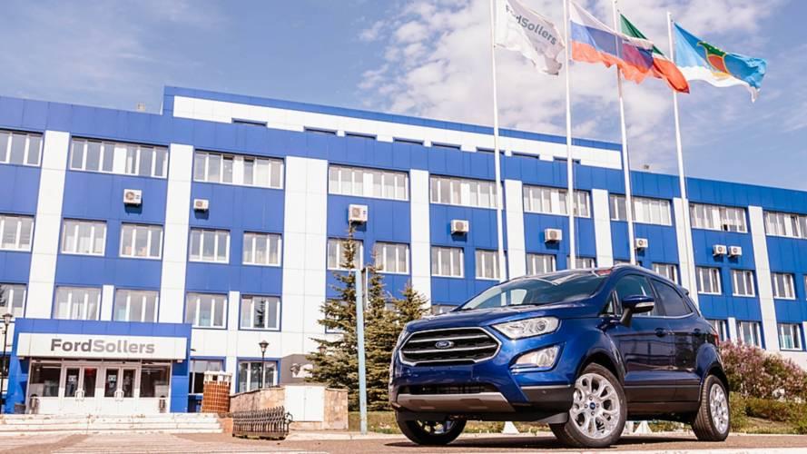 Ford deixará de produzir carros de passeio na Rússia