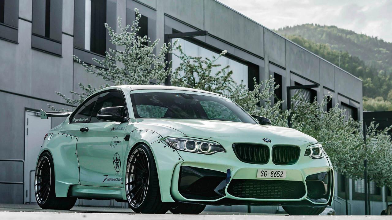 BMW M2 Z-Performance