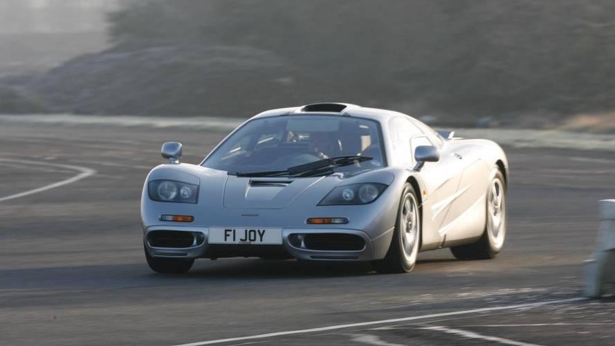 McLaren, F1'in motorunu ilk önce bir M5 Touring üzerinde test etmiş