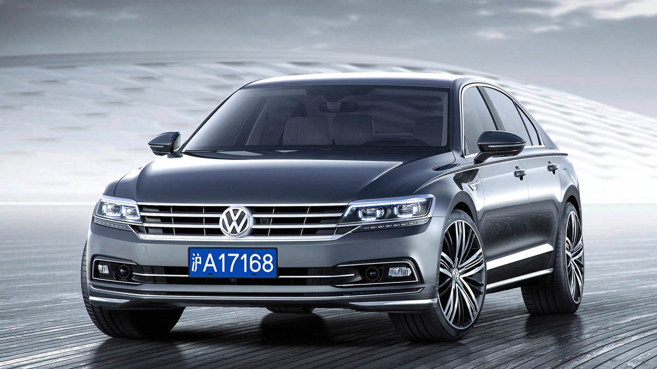 Platz 1: VW (3,14 Millionen Verkäufe im Jahr 2017)