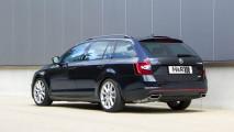 Octavia RS Facelift deutlich tiefer