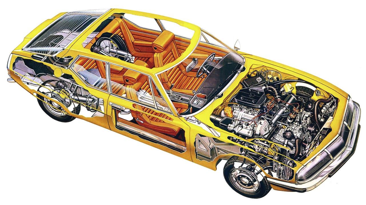 Citroën SM: Maserati