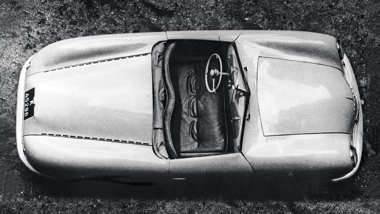 Porsche First 356 Replica