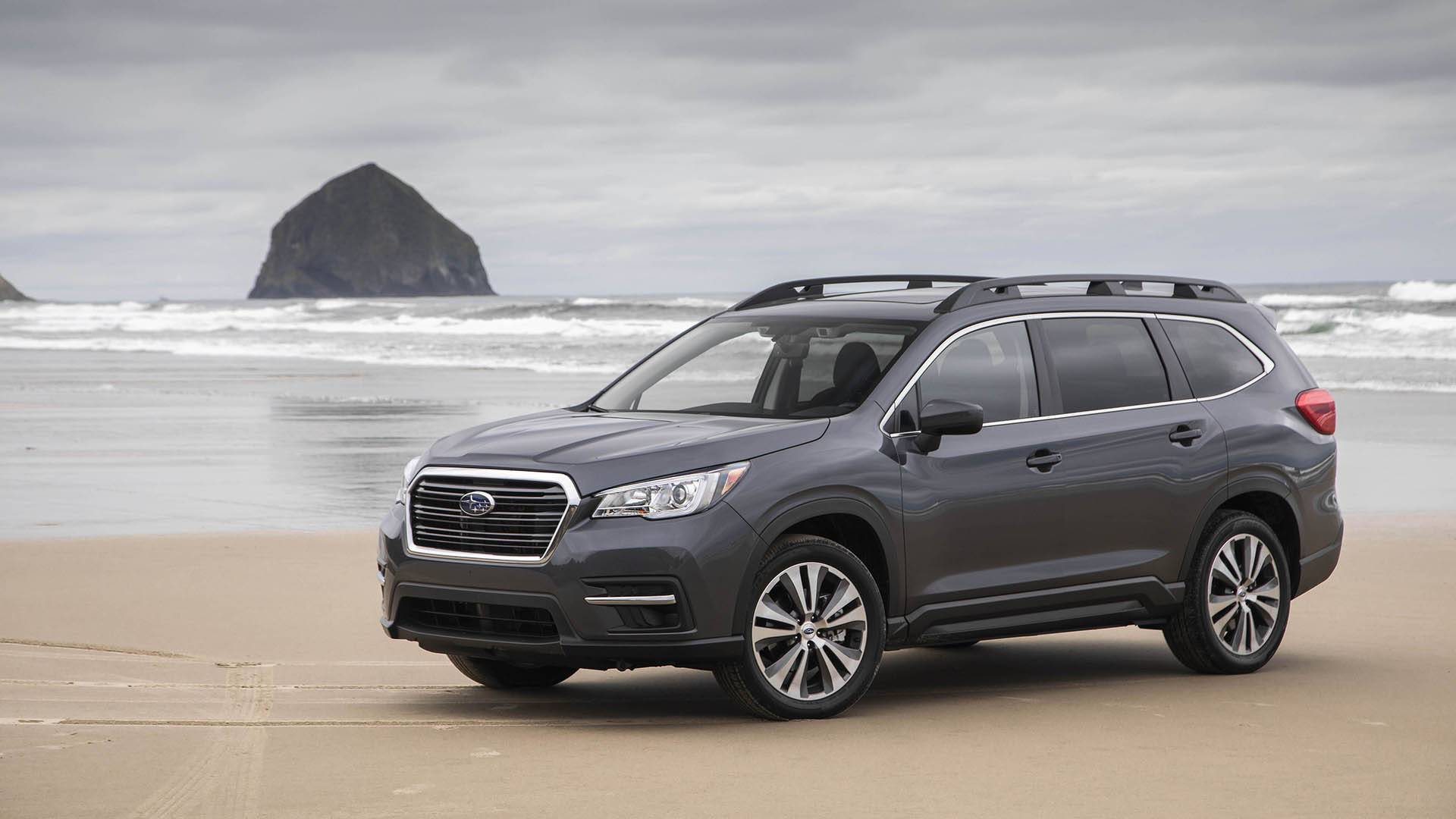 2019 subaru ascent first drive close encounters of the third row