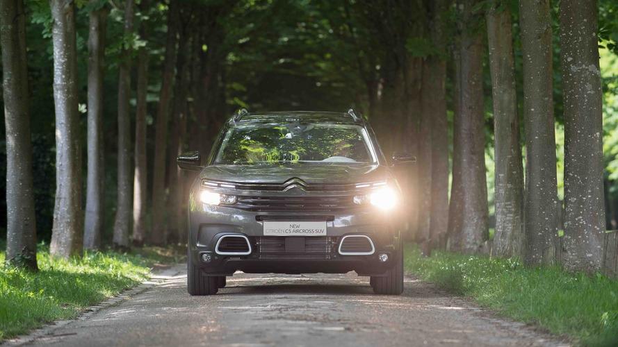 Citroën C5 Aircross Comfort Class Edition: serie especial a la venta