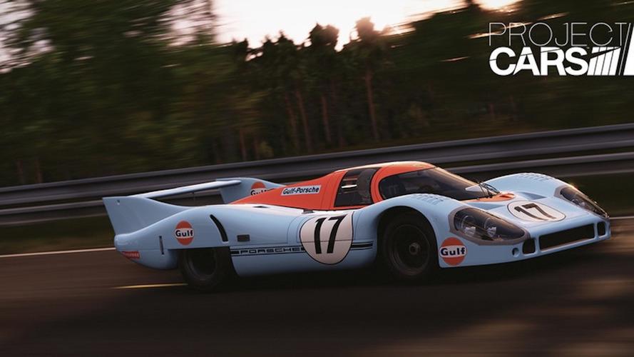 Project Cars 2 resucita clásicos de Le Mans y el trazado de 1971