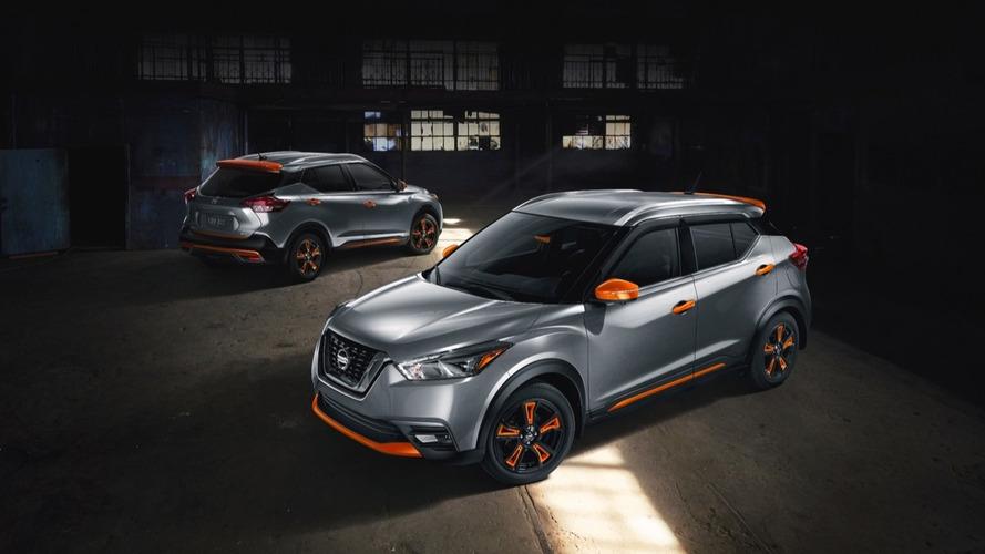 Nissan Kicks aposta em personalização com novas cores nos EUA