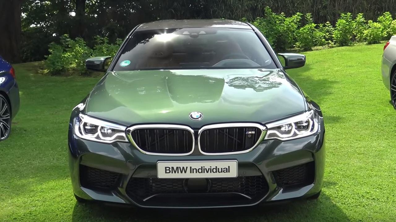 BMW M5 by BMW Individual