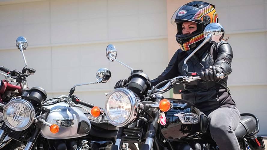 La Motocyclette at The Geffen Contemporary: A Women Who Ride Profile