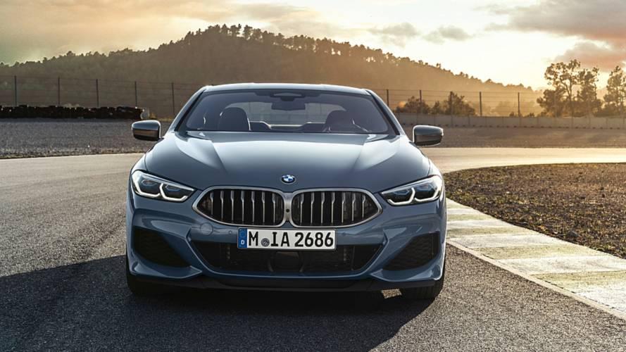 BMW Série 8 - Pas de V12 prévu au catalogue
