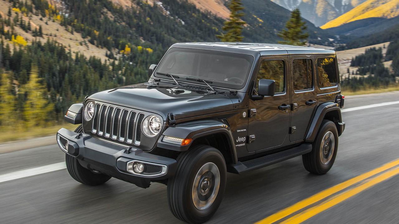 5 SUV: Jeep