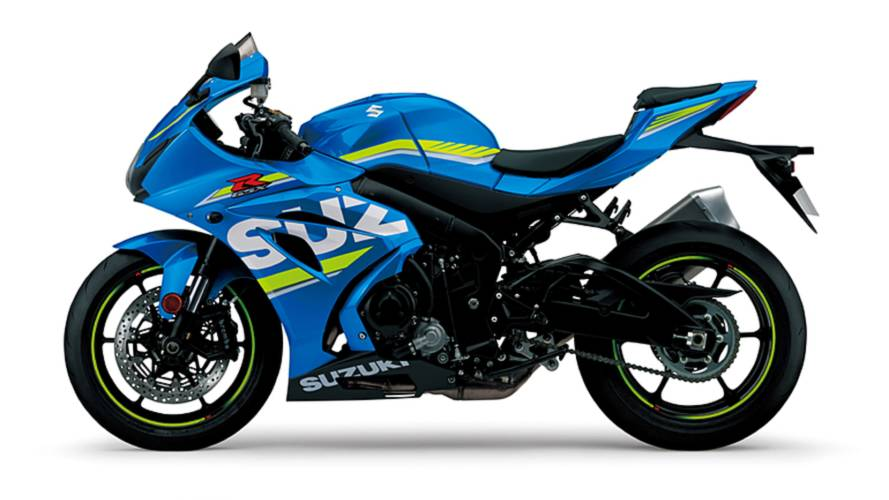 2017 Suzuki Motorcycle Pricing Announced