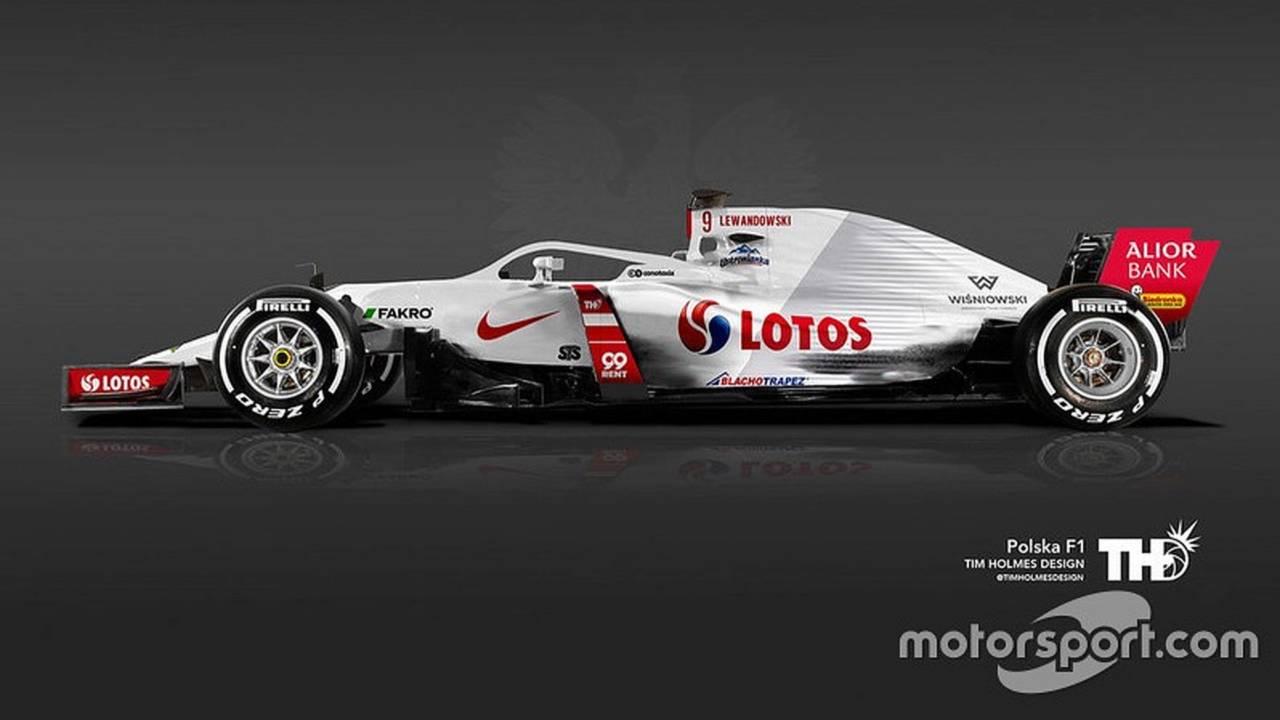 F1 Team Polônia