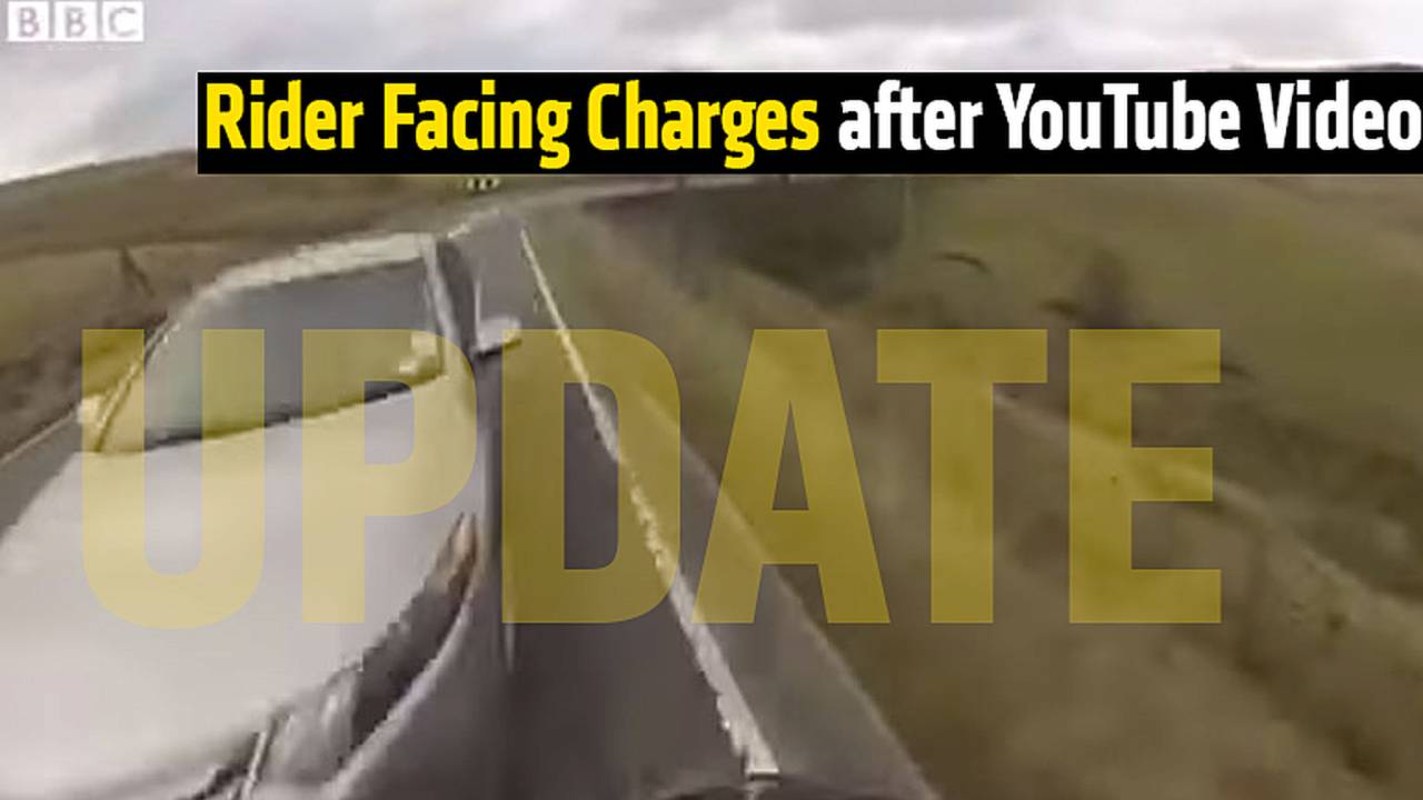 Update: Rider Facing Charges after YouTube Video