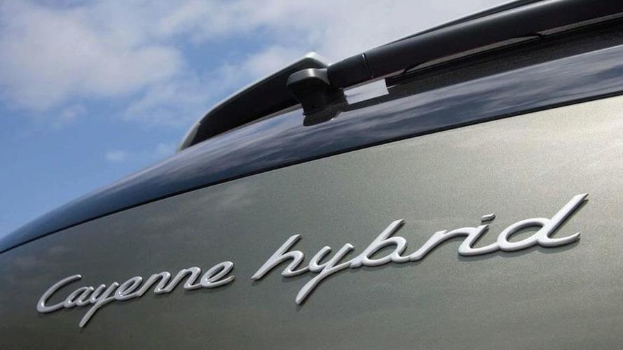 Porsche is Delaying Hybrid Models Until 2010