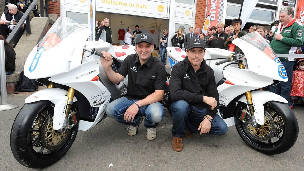 2013 MotoCzysz E1pc: official photos and details