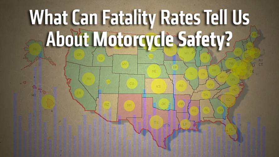 What Can Fatality Rates Tell Us About Motorcycle Safety?