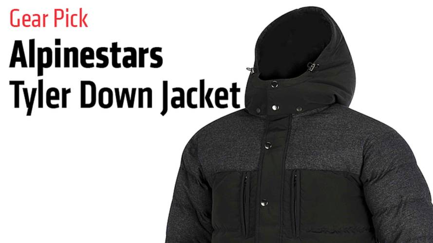Gear Pick: Alpinestars Tyler Down Jacket
