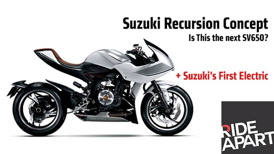 Suzuki Recursion Concept — Turbocharging For The Masses