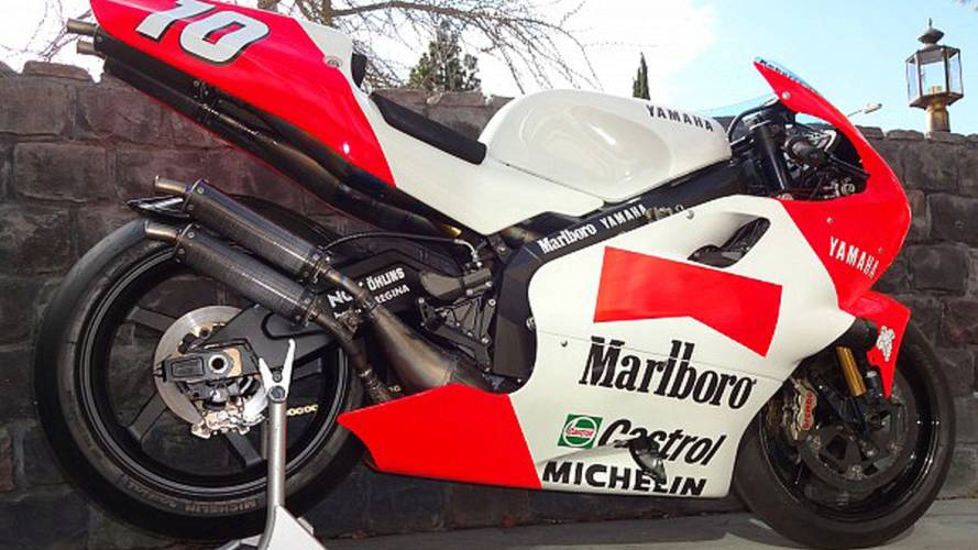 For just $200,000, you can have your very own YZR500