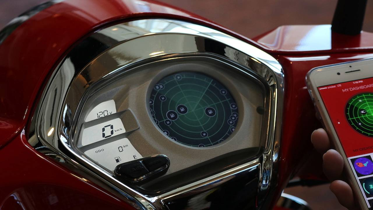 Kymco Noodoe Brings Connectivity to Scooter World