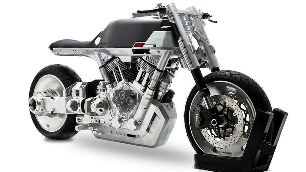 Vanguard Moto Crowdfunding Project