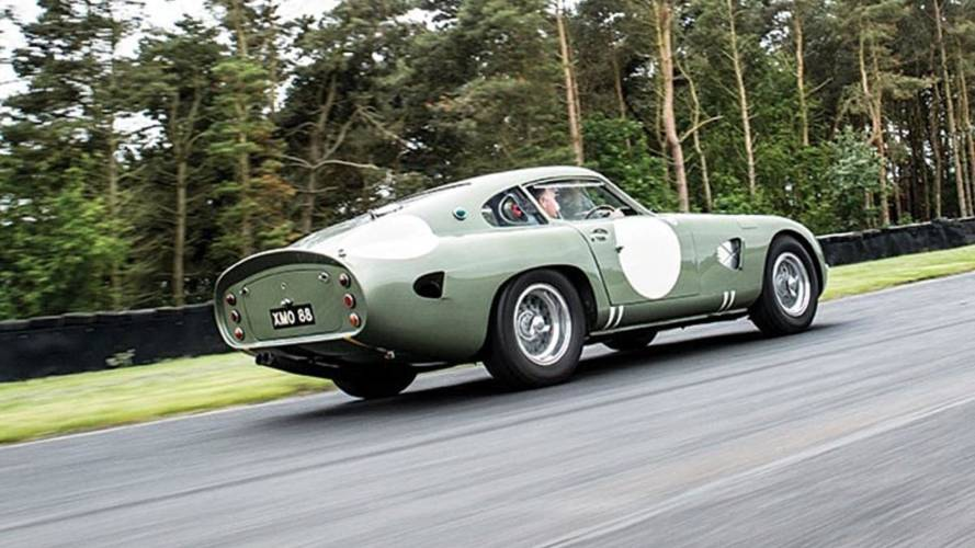 "Aston Martin's ""Pinnacle Achievement"" DP215 Up For Auction"