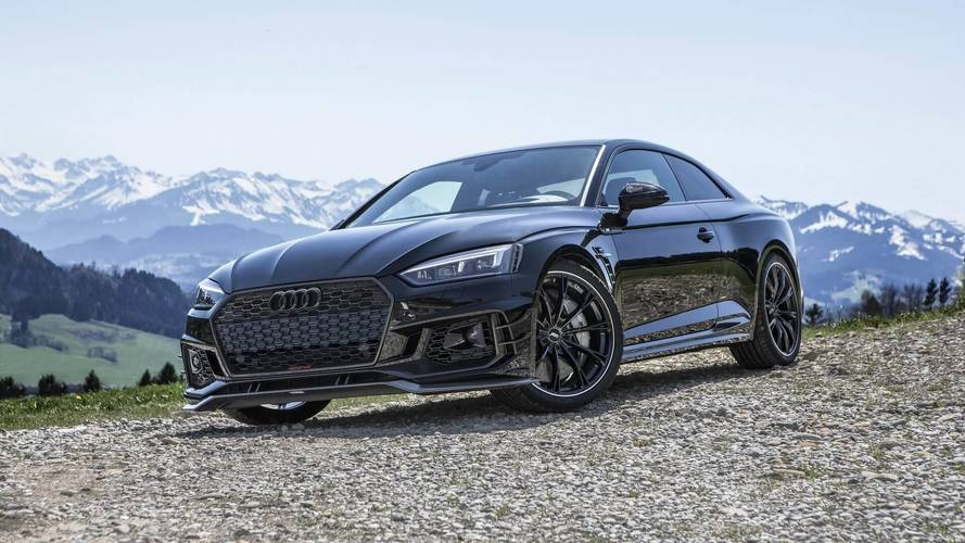 Sinister Audi RS5-R By ABT Is Both Beauty And Beast