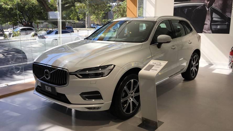 Volvo do Brasil promete ofensiva com 6 lançamentos até 2019
