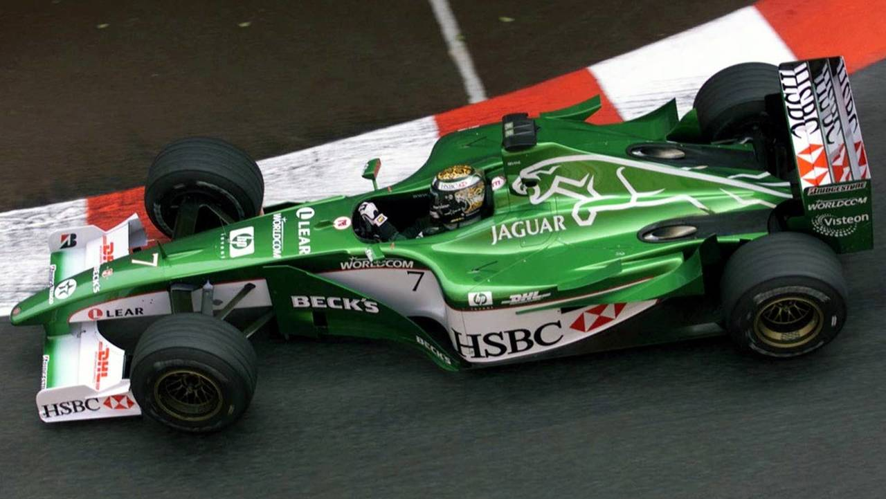 2000 Jaguar Racing R1