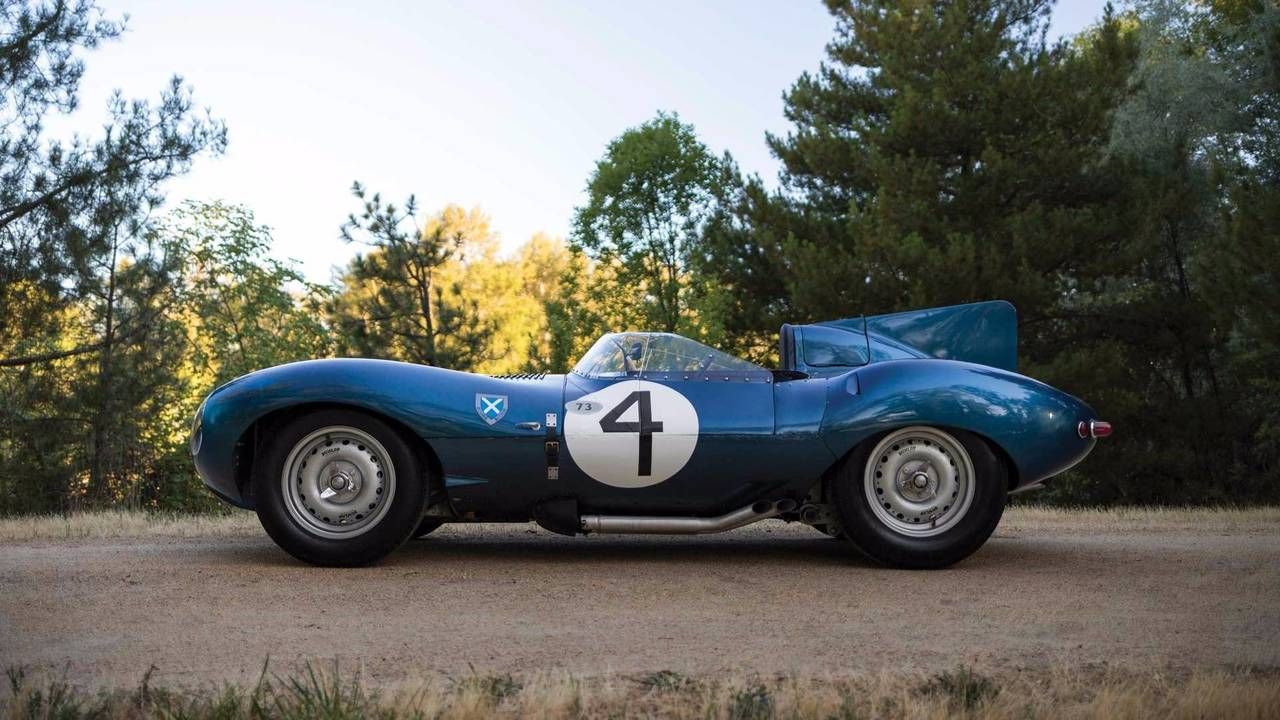Jaguar D-Type (1955): 19.032.639 euros