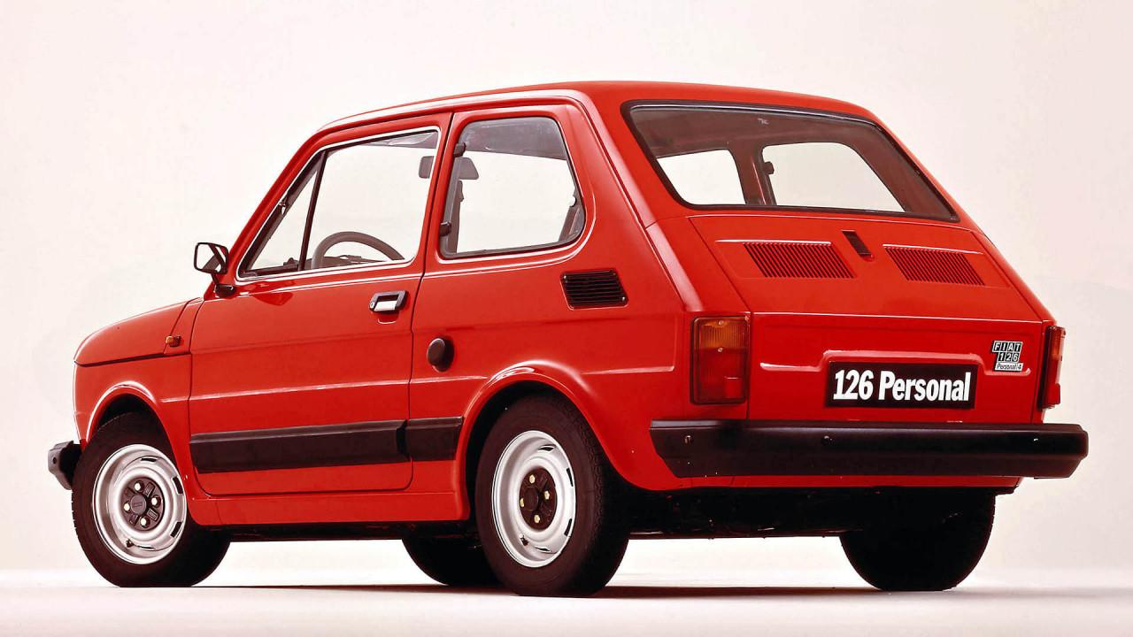 "Fiat 126: ""Bambino"""