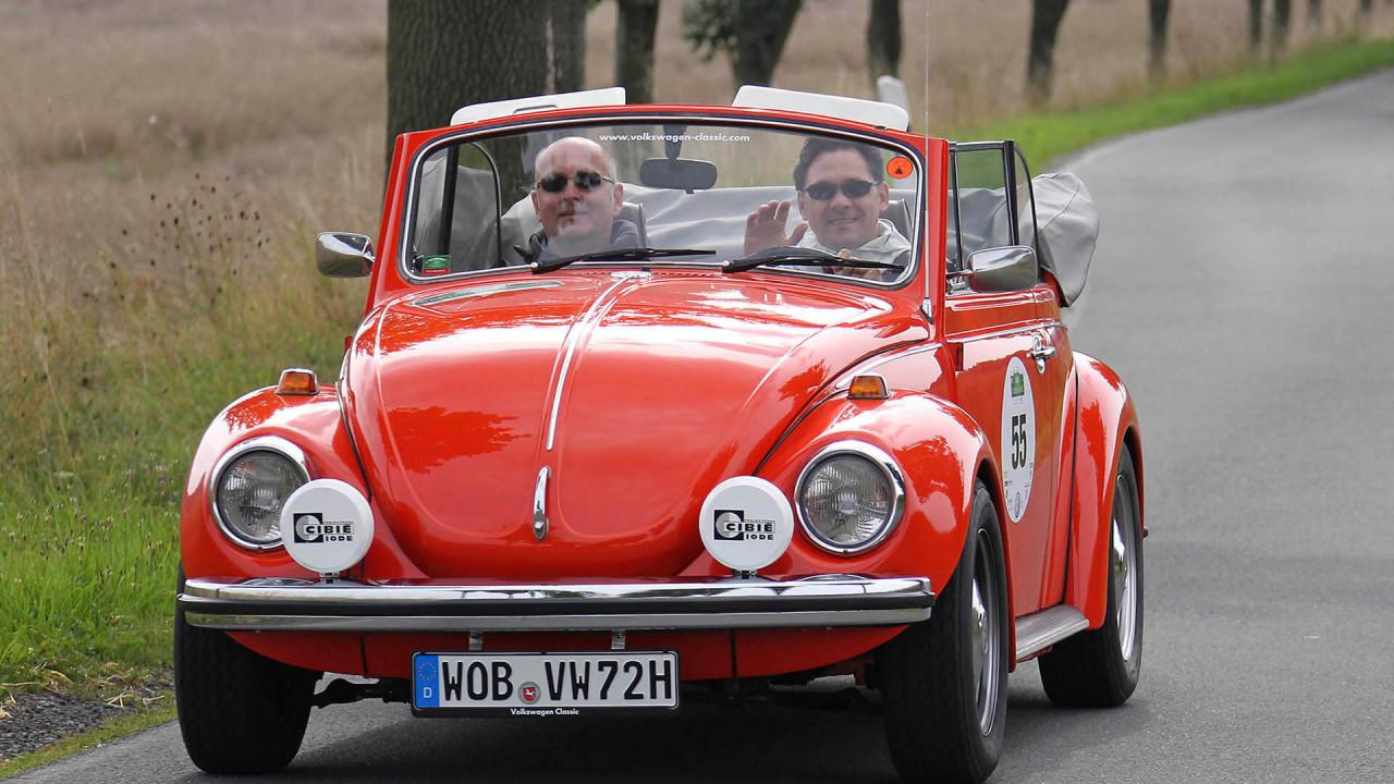 Platz 1: VW Käfer