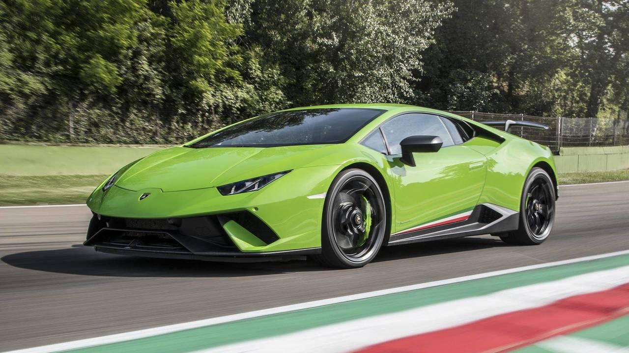 Lamborghini Huracán Performante (6'52''01)
