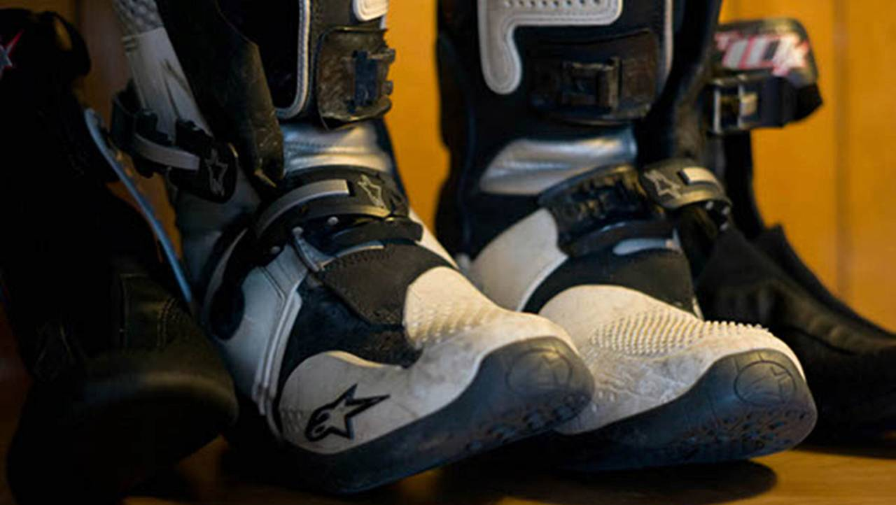 Ask RideApart: Let's Talk Motorcycle Boots
