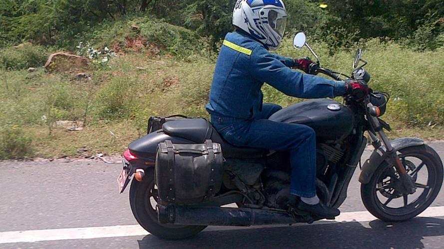 Leaked Online: 2014 Harley-Davidson 500 Photos