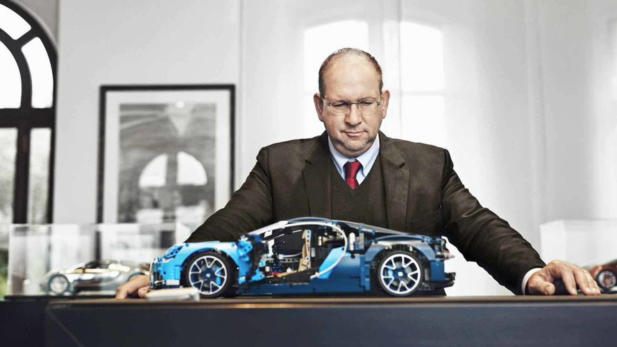 Bugatti Chiron Gets Lego Makeover With Amazing 3599 Piece Kit