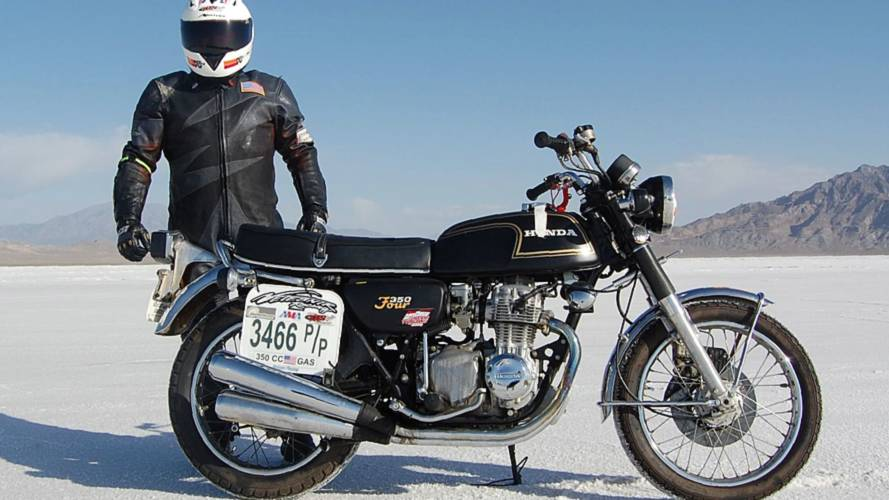 Kickstand--Taking on Bonneville Part II: Bike Prep, Gear and Competition