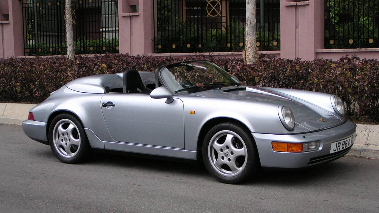 Porsche Carrera 2 Speedster (1993)